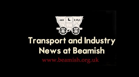 Beamish Transport Blog - January 2009