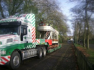 Blackpool 31 at Heaton Park