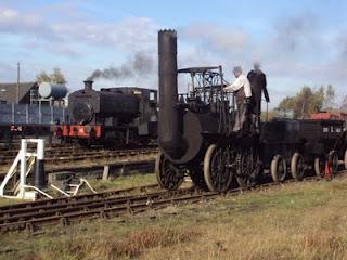 Bowes Coal Train Weekend