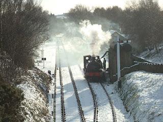 Tanfield Railway Visit