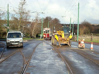 Foulbridge Tram Track Renewal