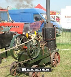 Beamish Steam Mule