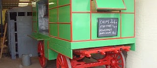 The Spennymoor Chip Van