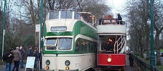 Heaton Park Tramway 'Blackpool Transport' event