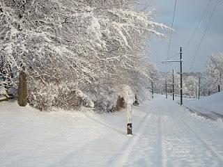 Beamish Winter Wonderland