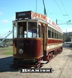 Gateshead Tram 10 at rest