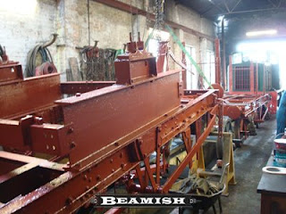 Bowes Railway wagon news