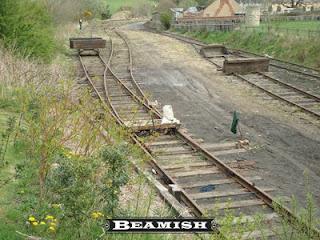 April track works