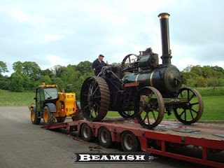 Road Engines Galore!