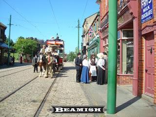 PftP - Horse Tram