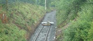 Rails in the Rain!