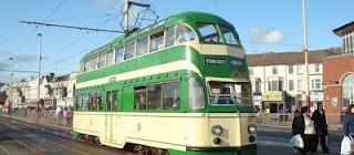 Blackpool Tramway Visit