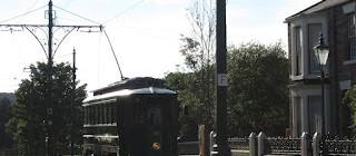 A sunny Saturday of tramway musings at Beamish...