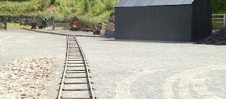 Narrow Gauge Railway laid!