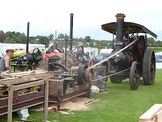 Bedford Steam Fair at Old Warden