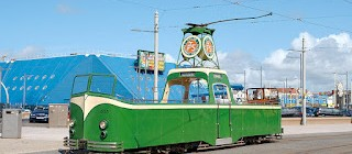 Another addition to the tramcar fleet!