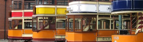 National Tramway Museum marks 50 years since closure of Glasgow Tramways...