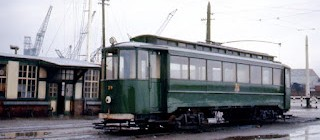Gateshead Tram 10 to regain its British Railways identity!