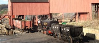 Colliery Steam
