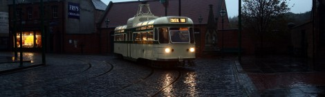 Last weekend of operation for Blackpool Coronation Tram 304...