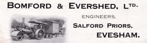 More trade catalogues online - Motor Roller and Roadmaking themes...