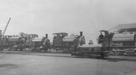 More on the Granton Gas Works locomotive...