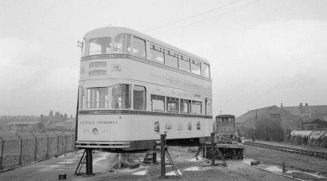 Sheffield 513 - an early view in preservation...