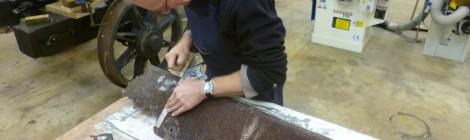 RHEC Restoration, Replicas and Repairs...