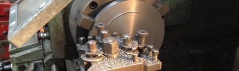 *Updated* Samson - cylinder block construction progress...