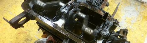 R025 - Rolling Restoration of 1925 Motor Roller Milestone reached...