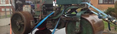 Rolling Restorations Part 2: Barford & Perkins A Series No.EE067