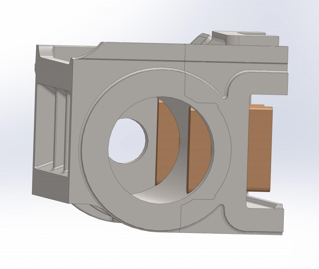 2) RH cylinder pattern assembly - 2 11-3-14