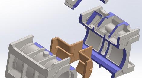 Dunrobin Cylinder Block Progress...