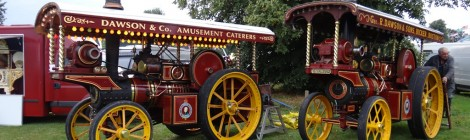 Foster Showman's Engines