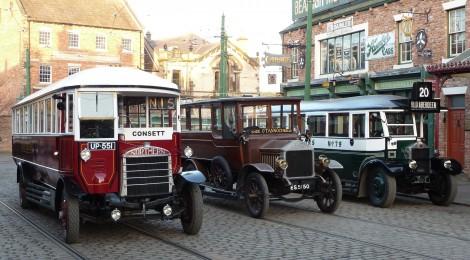 Great North Steam Fair - a look back...