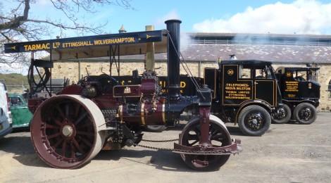 Great North Steam Fair - in full swing!