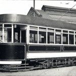 Tram 51 (later works car 45)
