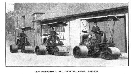 Barford & Perkins A Series Seat and Tool boxes...