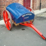 Beamish water cart