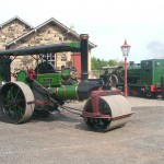A&P 10921/1924 'Julia' at Beamish