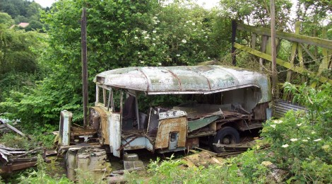 Beamish's next accessible bus...