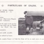 A Series engine details