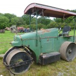 AB GB Type GB1254 Built 1973 Reg OPT 595 at the Bill Etherington auction 14th June 2014. Sold to Beamish Museum