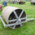Towed roller at Cheffins Billy Etherington sale