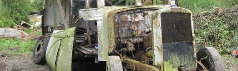 Leyland Cub Restoration - Part 1