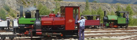 Threlkeld Quarry Museum railway festival July 2014...