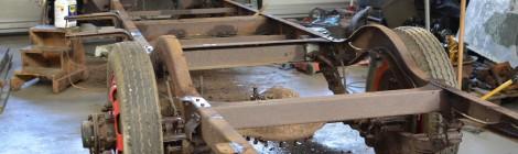 Leyland Cub Restoration Part 2