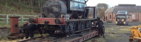 Colliery Engine Moves...
