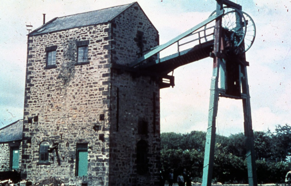 Beamish Winder House in its original location.