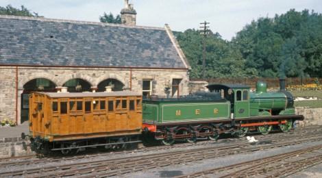 Early days at Beamish...